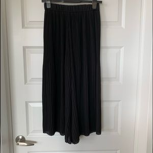 ZARA wise-leg trouser